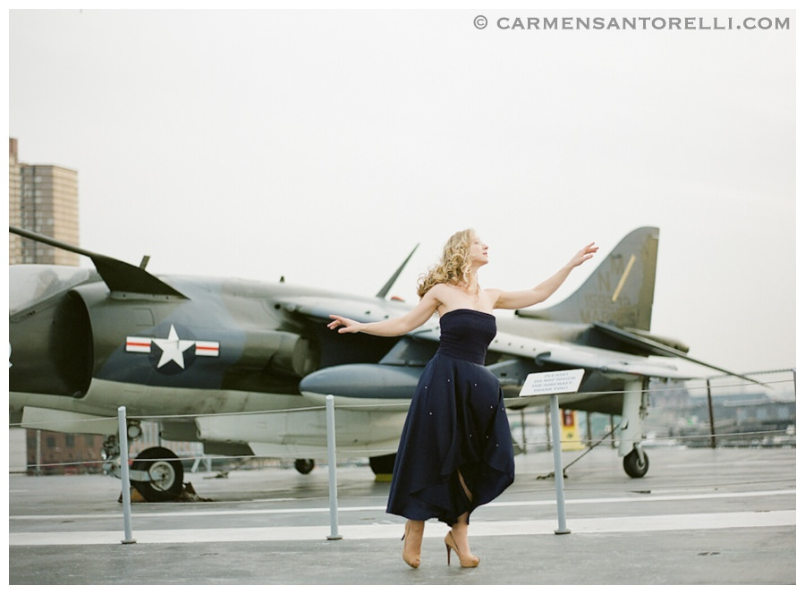 intrepid ny vintage shoot