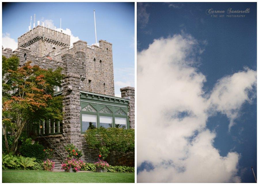 Castle on the Hudson Wedding photographer