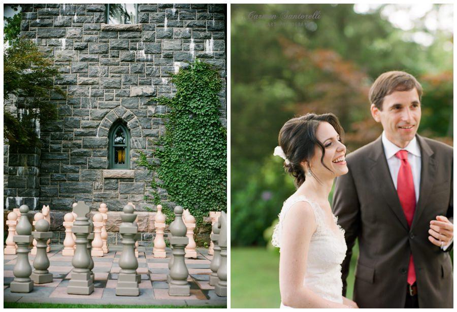 Castle on the Hudson Wedding