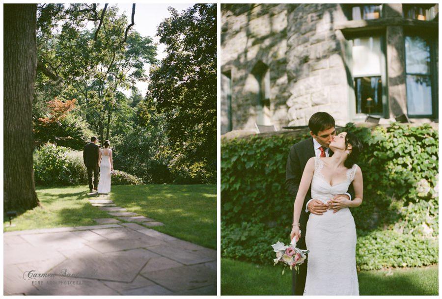 Castle on the Hudson Wedding photos
