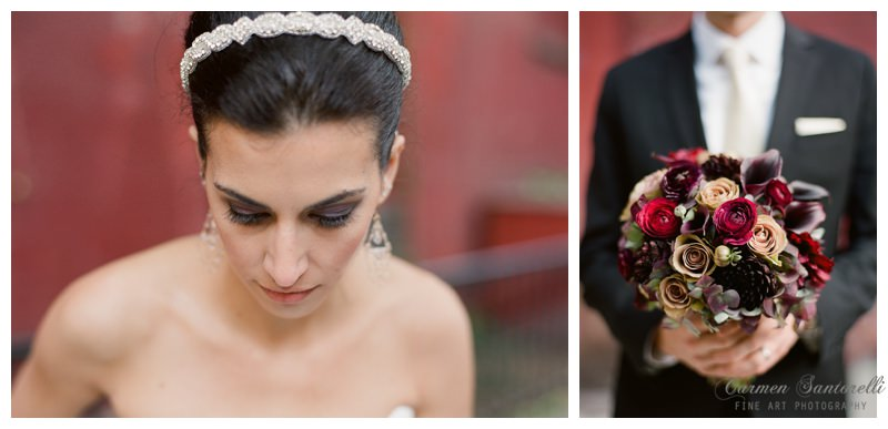 West Village Bride and Groom Photos