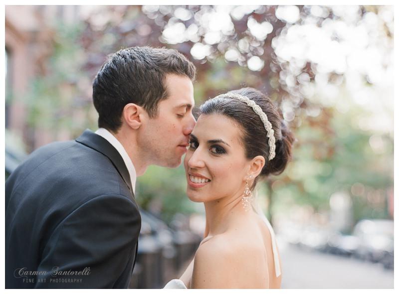 West Village Bride and Groom Photos