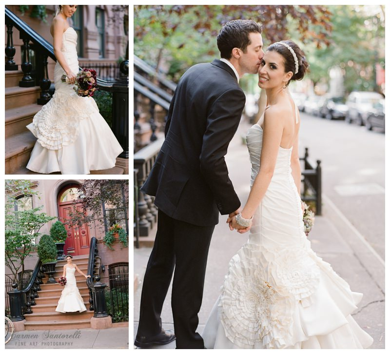 West Village Wedding Photos
