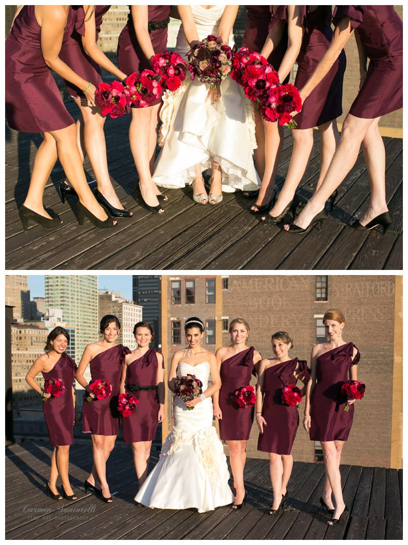 Studio 450 NYC Wedding Photos