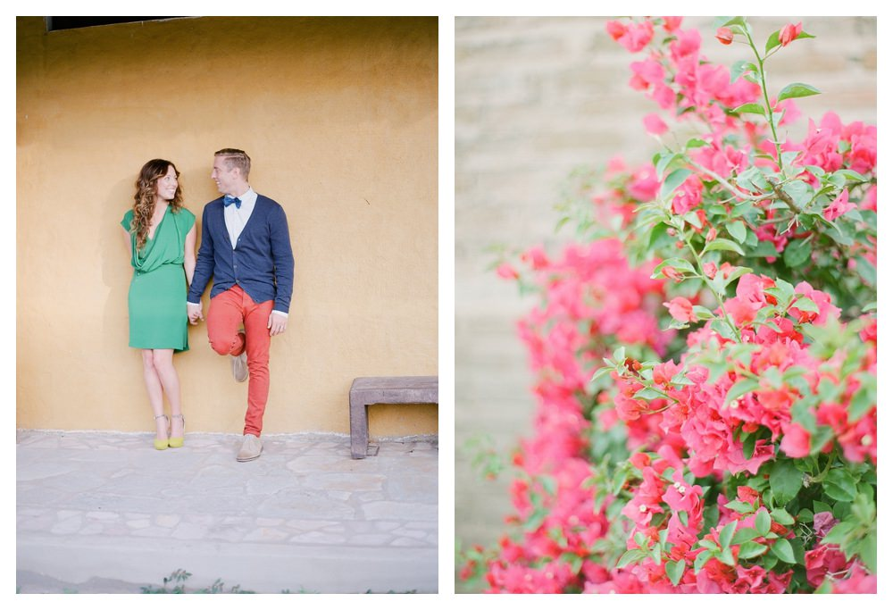 Mexico engagement photos