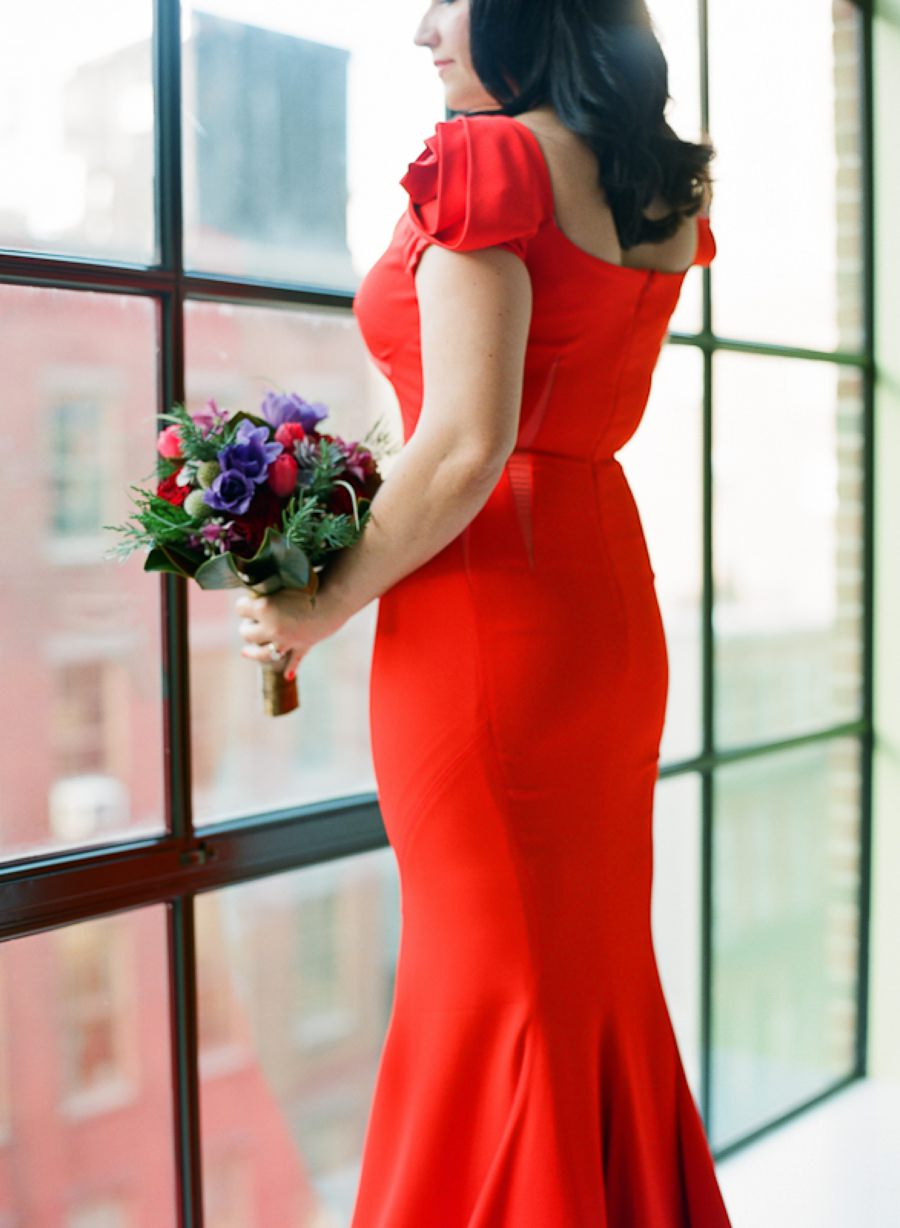 Crosby Street Hotel Wedding