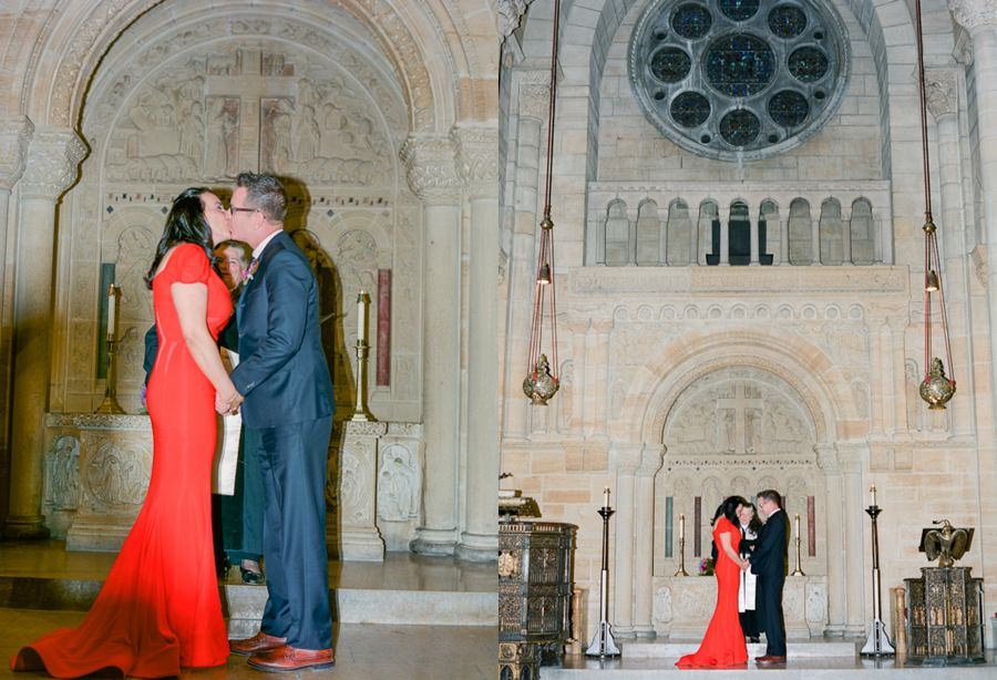 Riverside Church NYC Wedding