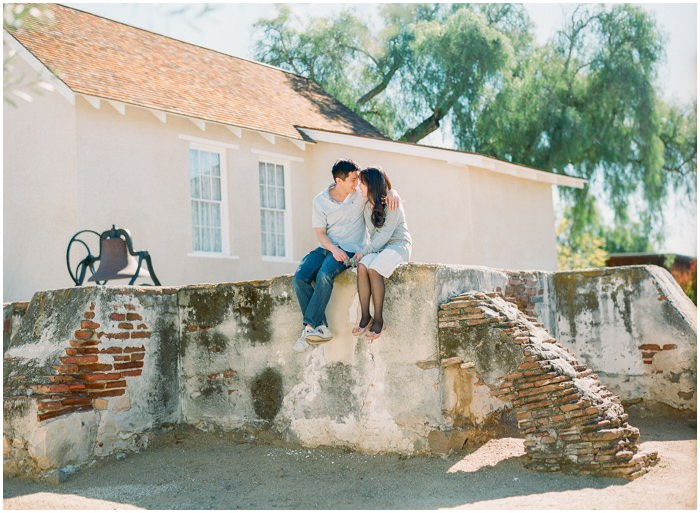 Rancho Guajome Engagement Session