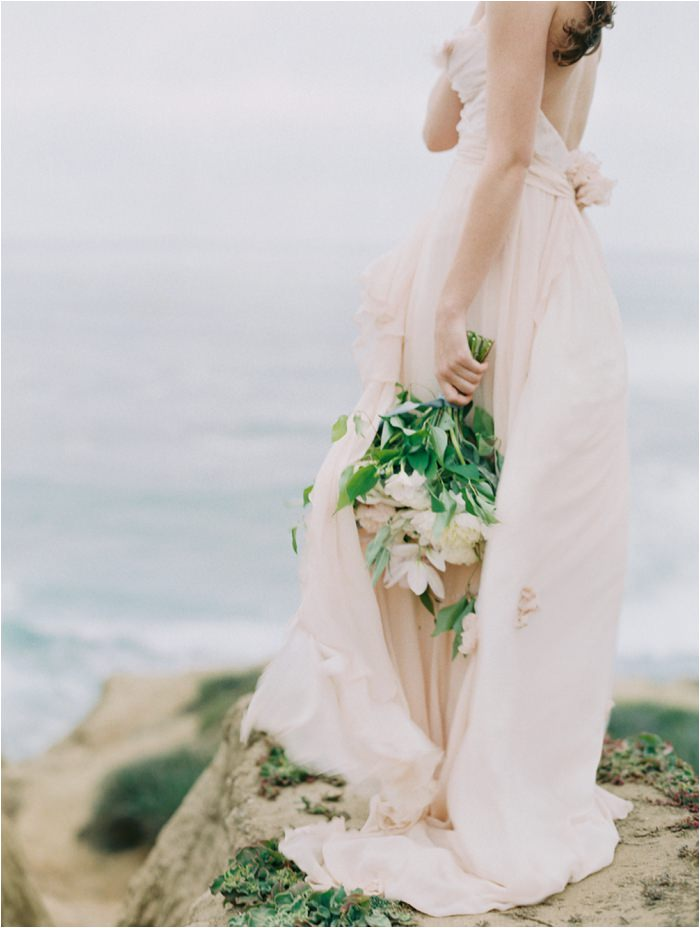 california cliff wedding photographer