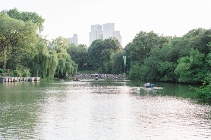 loeb boathouse in central park wedding