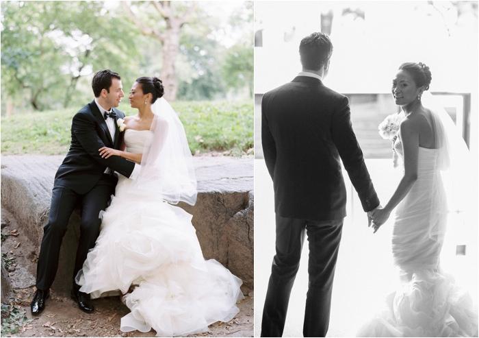 central park boathouse wedding