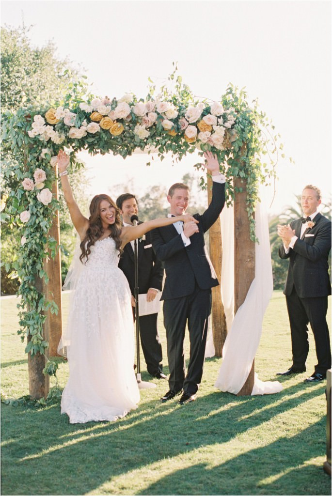 rancho valencia wedding