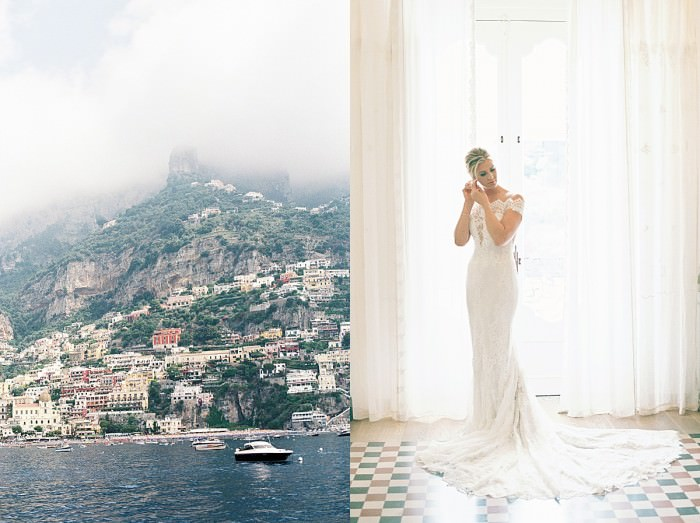 Positano Italy Elopement Wedding_0087