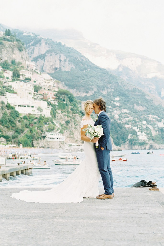 Positano Italy Elopement Wedding_0095