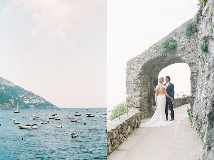 Positano Italy Elopement Wedding_0099