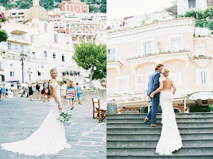 Positano Italy Elopement Wedding_0100